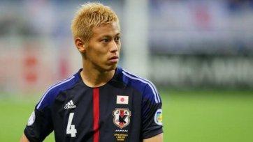 Кейсуке Хонда важнейший игрок для сборной Японии