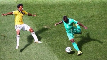 Колумбия в драматичном матче бронирует себе место в плей-офф чемпионата мира