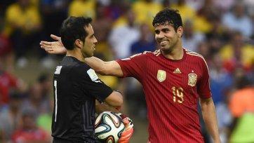 Диего Коста: «Не знаю, как развивается ситуация с моим трансфером»
