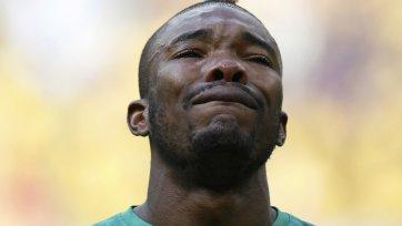 Опровержение. Отец Сере Ди умер в 2004 году, а слезы футболиста стали причиной гордости за страну