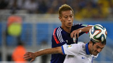 Кейсуке Хонда: «Матч против Колумбии будет сродни финалу»