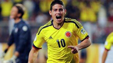 Хамес Родригес: «Нам повезло, что смогли выиграть»