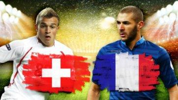 Анонс. Швейцария – Франция. Фавориты группы E готовятся к очной схватке