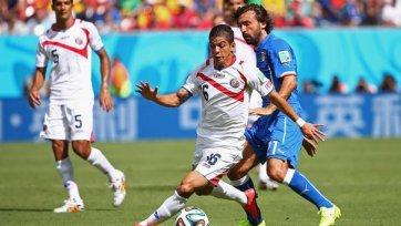 Коста-Рика бьет Италию и выходит в плей-офф