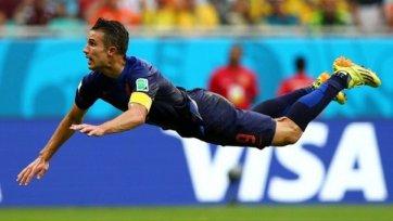 Ван Перси не хочет попасть на Бразилию в 1/8 финала