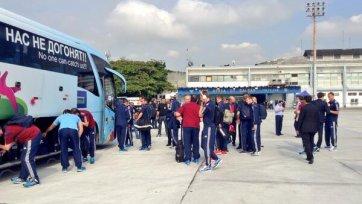 Сборная России прибыла в Рио