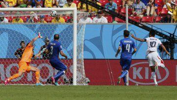 Мотта объясняет поражение Коста-Рике сильной жарой