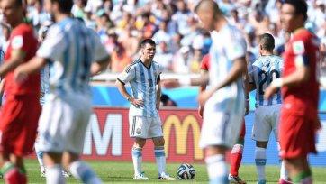 Месси добывает для Аргентины победу над Ираном