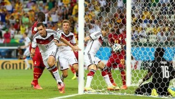 Интереснейшая ничья Германии и Ганы