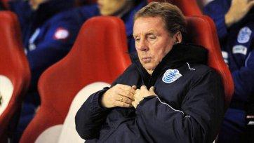 Реднапп: «В Англии молодые игроки не ставят перед собой цели пробиться в сборную»
