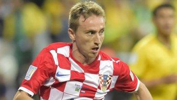 Модрич: «Я уверен, что Хорватия выйдет в плей-офф»