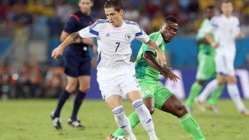 «Сельта» нацелилась на защитника сборной Боснии