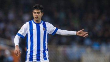 Карлос Вела остается в «Реал Сосьедаде»
