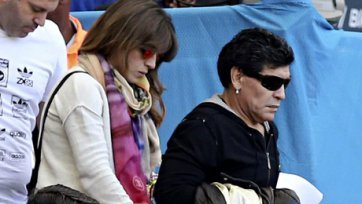 Марадона: «Бог хотел, чтобы Аргентина выиграла у Ирана»