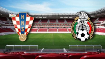 Анонс. Хорватия – Мексика. Кто шагнет в пучину плей-офф?