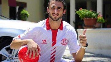 Пареха стал полноправным футболистом «Севильи»
