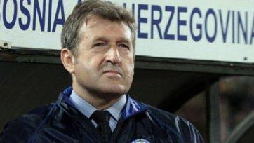 Сушич покинет сборную Боснии по окончании ЧМ-2014