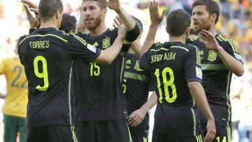 Испания обыграла Австралию и покидает Чемпионат мира с высоко поднятой головой