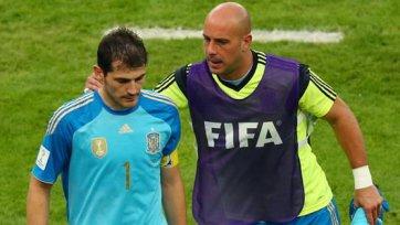 Рейна хочет, чтобы Дель Боске остался у руля сборной Испании