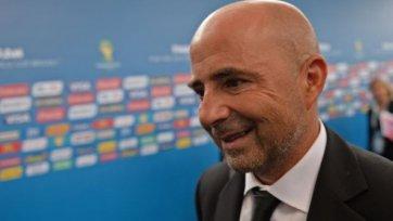 Сампаоли: «Несмотря на поражение, я горжусь футболистами»