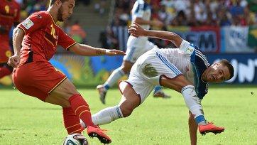 Россия – Бельгия (0:1): Осталось выиграть у Алжира