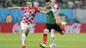 Мексика разбирается с Хорватией и шагает в плей-офф