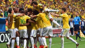 Бразилия не испытала проблем с Камеруном и выиграла группу А