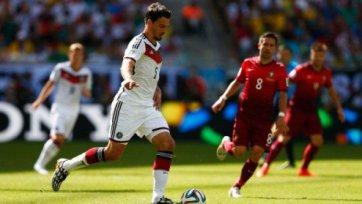 Хуммельс: «Играть на ничью Германия не будет»