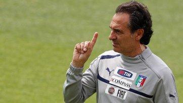 Чезаре Пранделли: «Мы готовы к игре и полны решимости победить»
