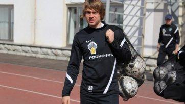 «Томь» готова отпустить Панченко
