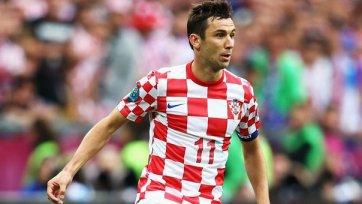 Дарио Срна намерен завершить карьеру в «Шахтере»