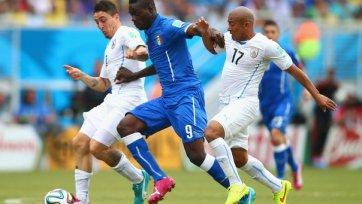 Уругвай торжествует в схватке с Италией