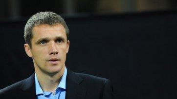 Виктор Гончаренко: «Мне понравилось, как мы работали на тренировках»