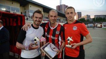 «Амкар» продлил контракты с двумя футболистами