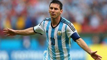 Месси – лучший игрок матча Нигерия – Аргентина