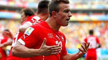 Хет-трик Шакири – победа Швейцарии над Гондурасом