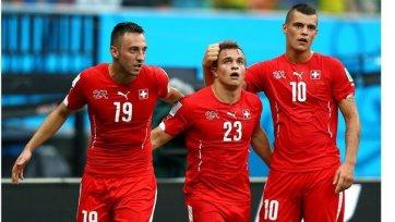 Шакири верит, что Швейцария обыграет Аргентину