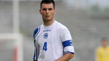 Спахич: «Думаю, что в Боснии могут гордиться своей командой»