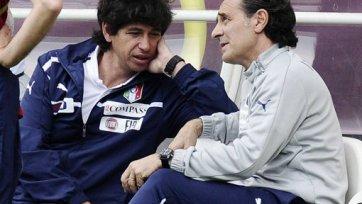 Альбертини: «Мы постараемся уговорить Пранделли остаться»