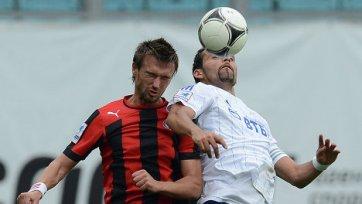 Захари Сираков готовится провести 11-й сезон в футболке «Амкара»