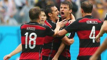 Германия на классе обыграла США и финишировала первой