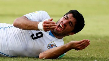 Шевантон: «Решение ФИФА по Суаресу – это позор»