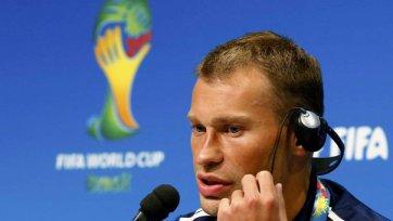 Березуцкий: «Нам надо учиться играть в футбол»