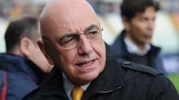 Галлиани: «Я хочу, чтобы Балотелли остался с нами»