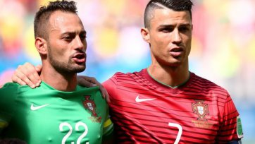 Роналду: «Мы выложились полностью, но это футбол»