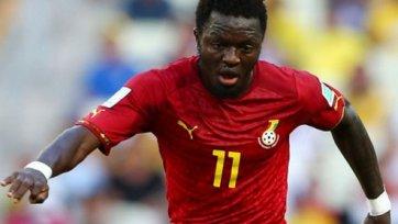 Мунтари больше никогда не будет играть за сборную Ганы