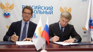 Толстых: «Капелло должен продолжить работу в сборной России»