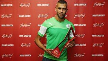 Ислам Слимани: «Выход в плей-офф – это сон наяву»