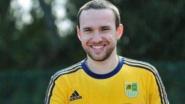 «Мордовия» может подписать полузащитника «Металлиста»