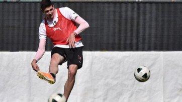 Официально: Лафферти – игрок «Норвича»